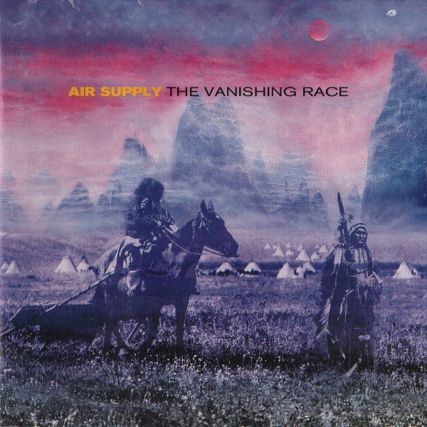 Air Supply The Vanishing Race cover art