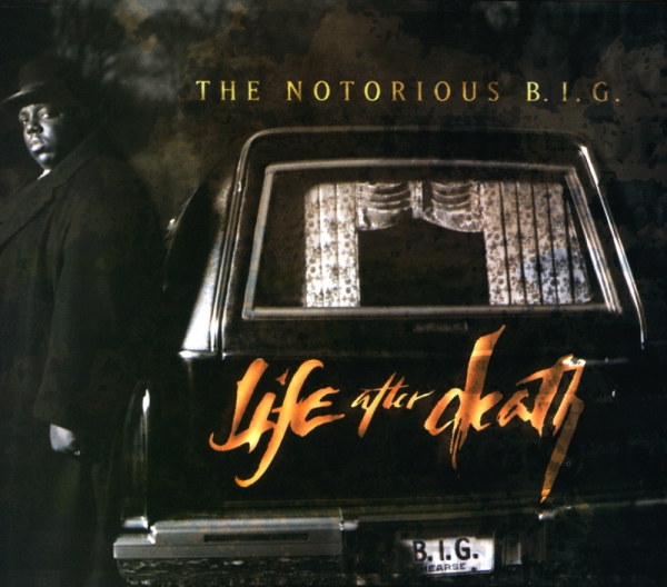 The Notorious B.I.G. Life After Death cover art