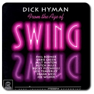 Dick Hyman From the Age of Swing cover art