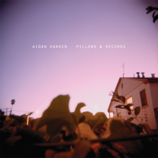 Aidan Hawken Pillows & Records Cover Art