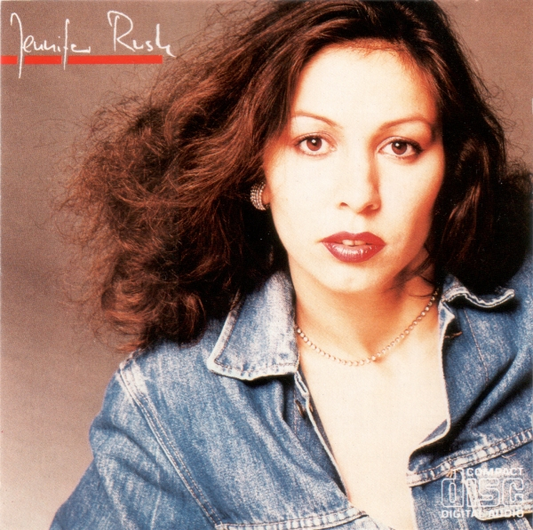 Jennifer Rush Jennifer Rush cover art