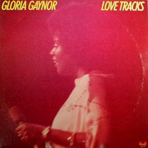 Gloria Gaynor Love Tracks cover art