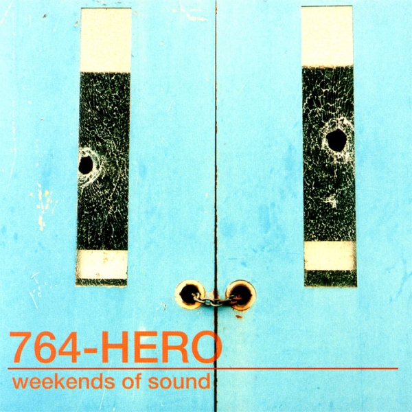 764-HERO Weekends of Sound cover art