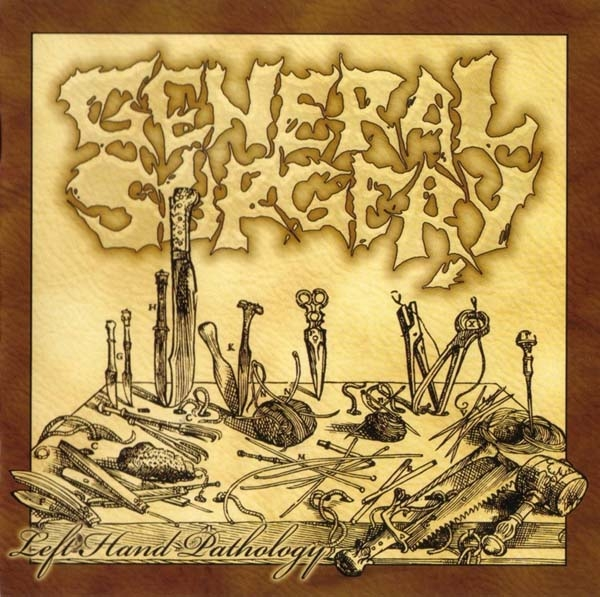 General Surgery Left Hand Pathology cover art