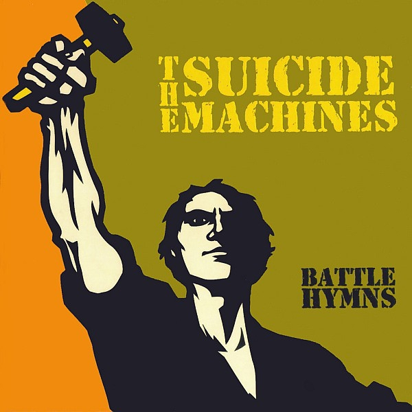 The Suicide Machines Battle Hymns cover art