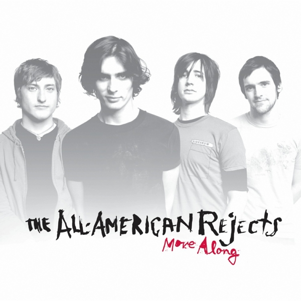 The All‐American Rejects Move Along cover art