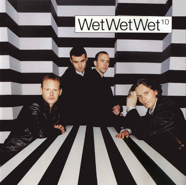 Wet Wet Wet 10 cover art