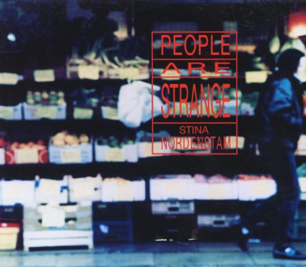 Stina Nordenstam People Are Strange cover art