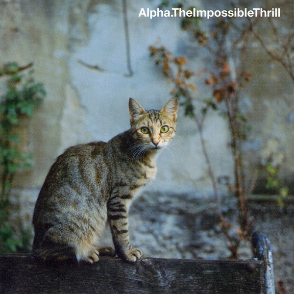 Alpha The Impossible Thrill Cover Art