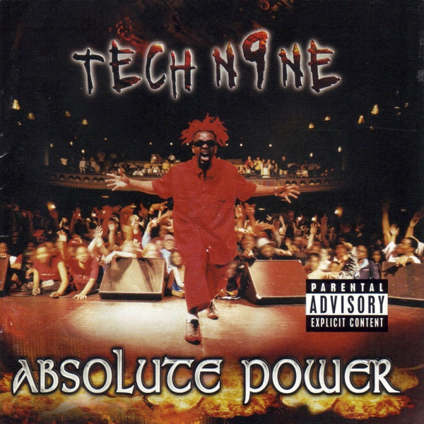 Tech N9ne Absolute Power cover art