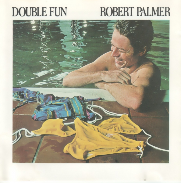 Robert Palmer Double Fun cover art