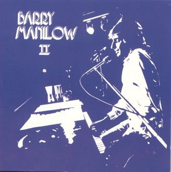 Barry Manilow Barry Manilow II cover art