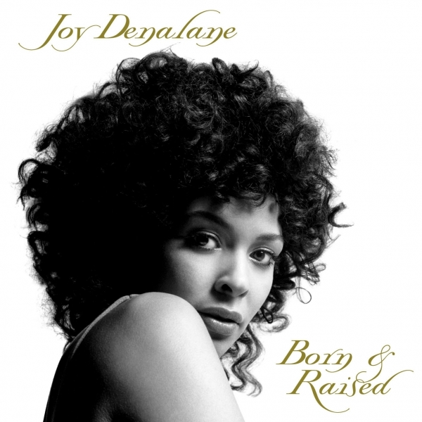 Joy Denalane Born & Raised Cover Art