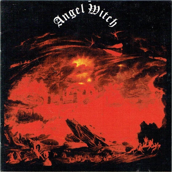 Angel Witch Angel Witch Cover Art