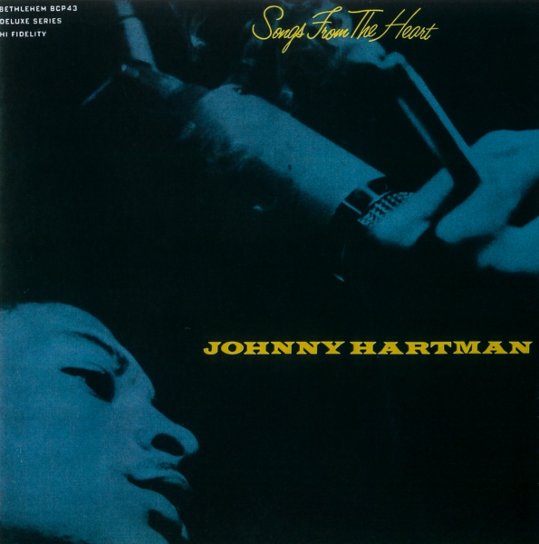 Johnny Hartman Songs From the Heart cover art