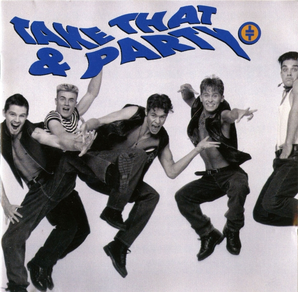 Take That Take That & Party Cover Art