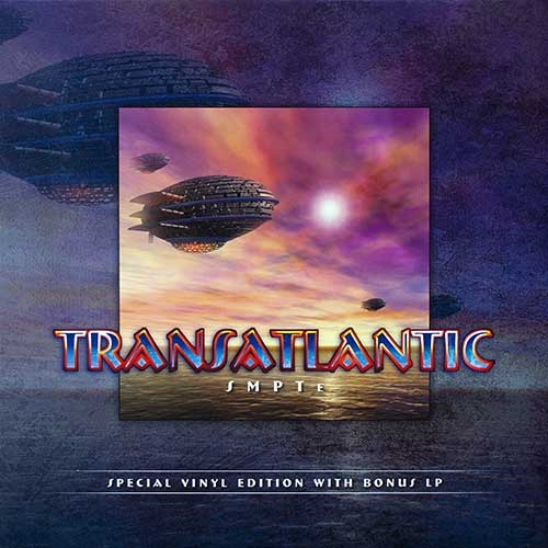 Transatlantic SMPT:e Cover Art