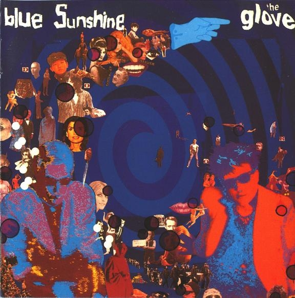 The Glove Blue Sunshine Cover Art