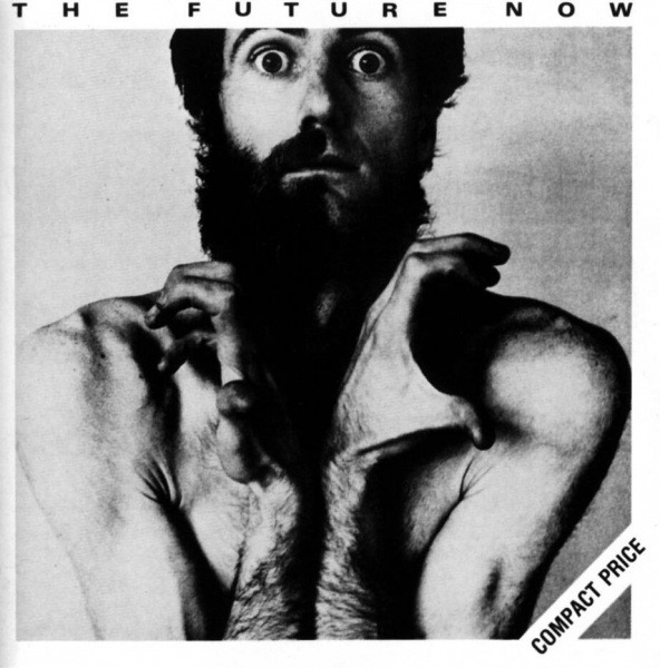 Peter Hammill The Future Now cover art