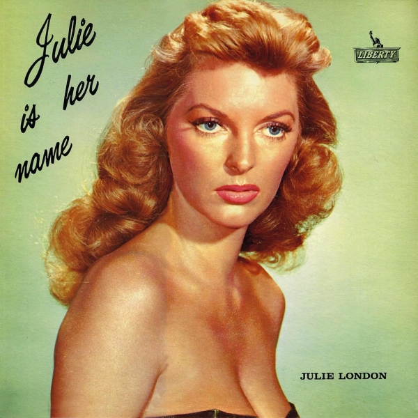 Julie London Julie Is Her Name cover art