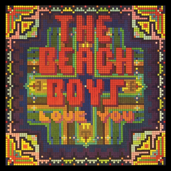 The Beach Boys Love You cover art