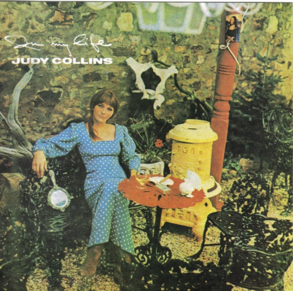 Judy Collins In My Life Cover Art