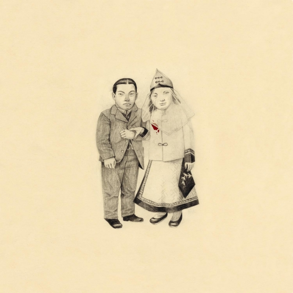 The Decemberists The Crane Wife cover art