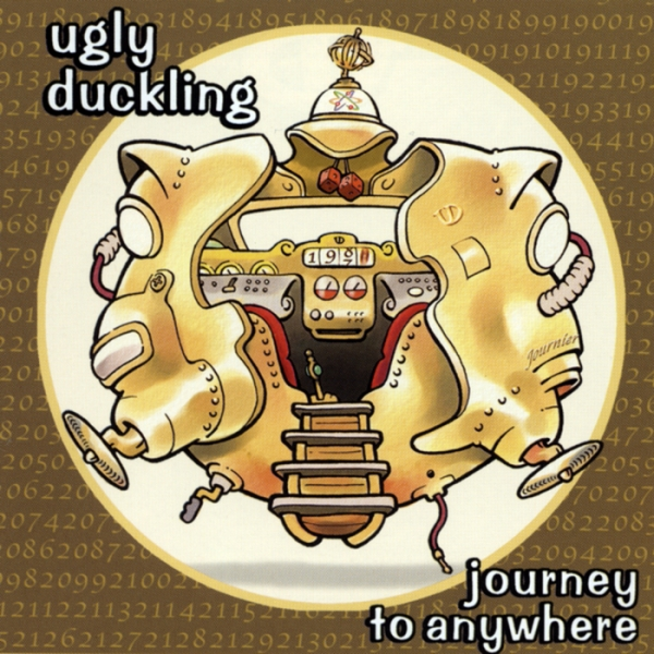 Ugly Duckling Journey to Anywhere cover art