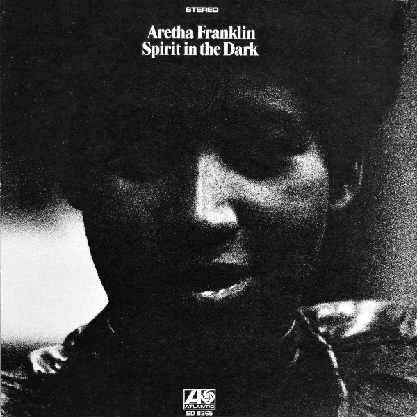 Aretha Franklin Spirit in the Dark cover art