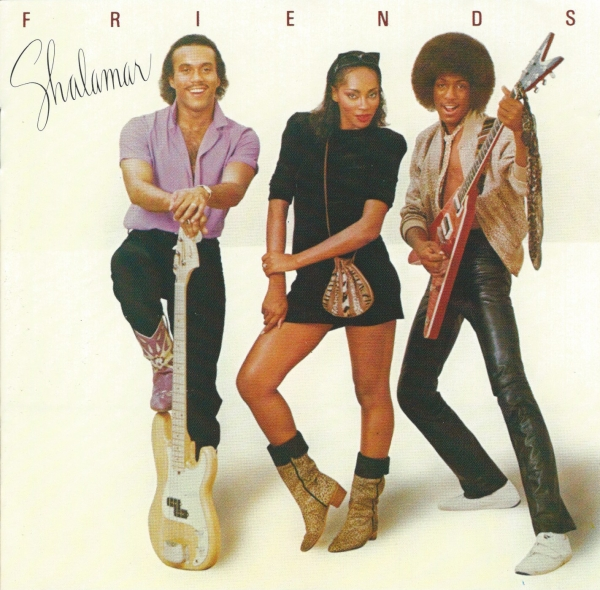 Shalamar Friends cover art