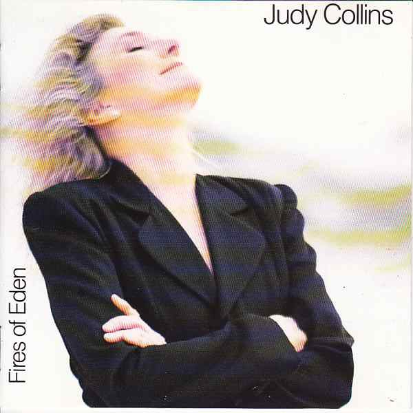 Judy Collins Fires of Eden cover art