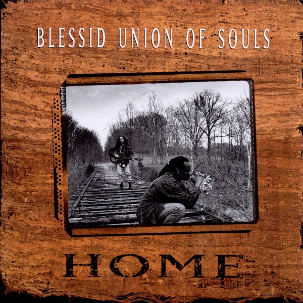 Blessid Union Of Souls Home cover art