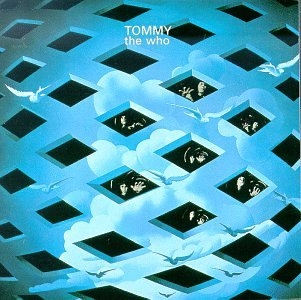 The Who Tommy cover art