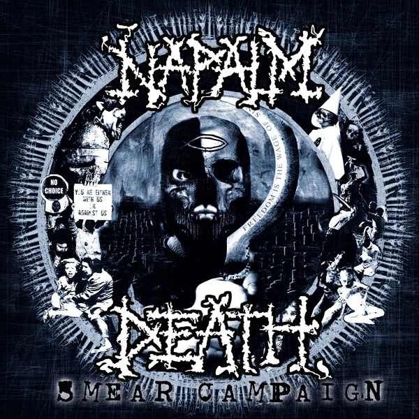 Napalm Death Smear Campaign cover art