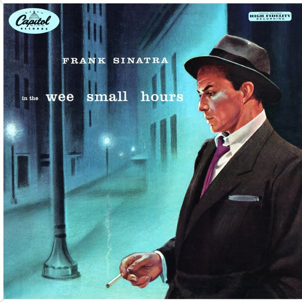 Frank Sinatra In the Wee Small Hours cover art