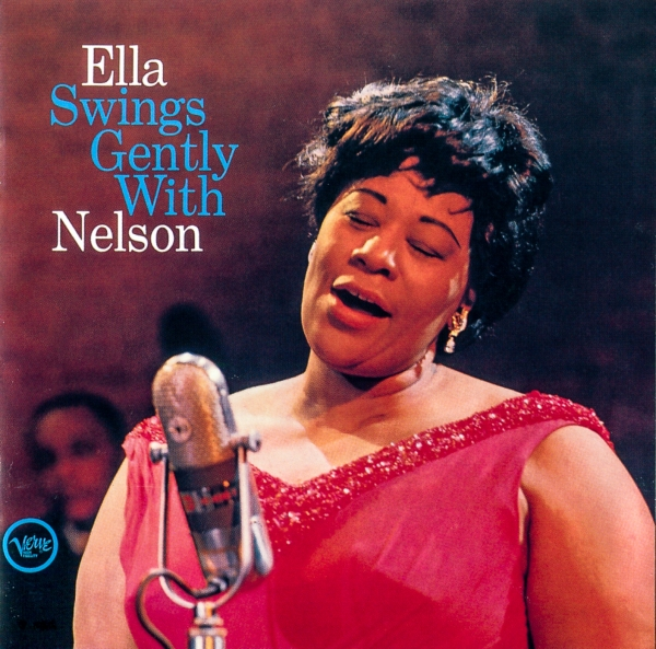 Ella Fitzgerald Ella Swings Gently With Nelson cover art