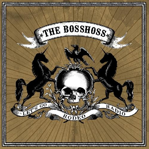 The BossHoss Rodeo Radio cover art