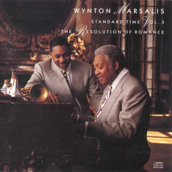 Wynton Marsalis Standard Time, Volume 3: The Resolution of Romance cover art