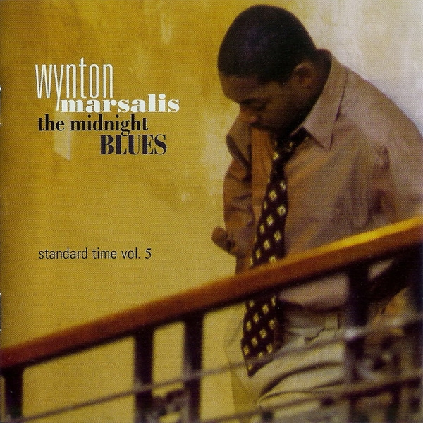 Wynton Marsalis Standard Time, Volume 5: The Midnight Blues Cover Art