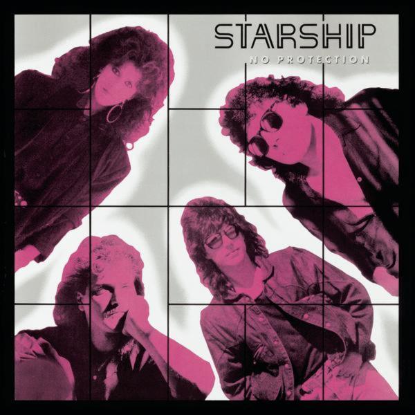 Starship No Protection Cover Art