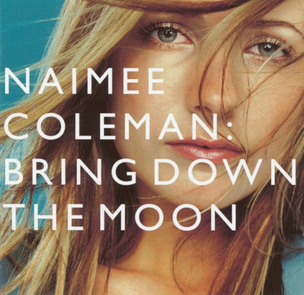Naimee Coleman Bring Down the Moon cover art