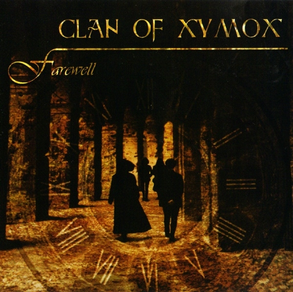Clan of Xymox Farewell cover art