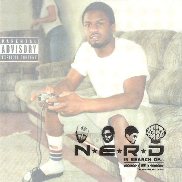 N*E*R*D In Search Of… Cover Art