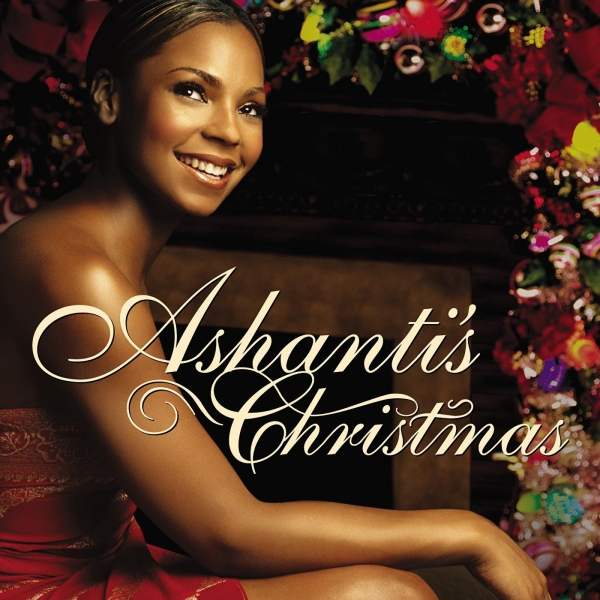 Ashanti Ashanti's Christmas Cover Art