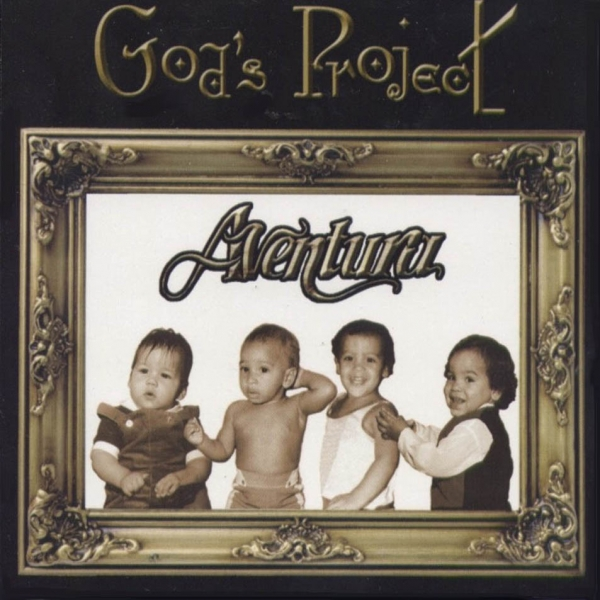 Aventura God's Project cover art