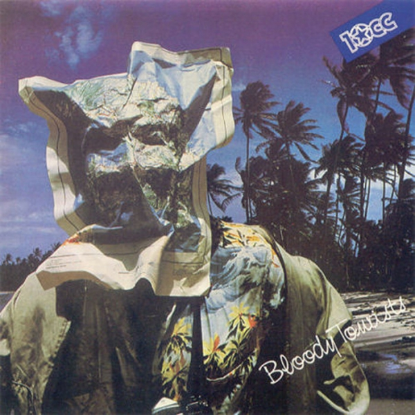 10cc Bloody Tourists cover art