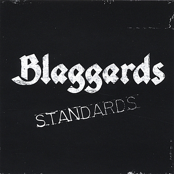 Blaggards Standards cover art