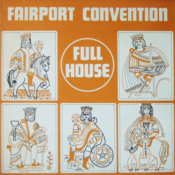 Fairport Convention Full House cover art