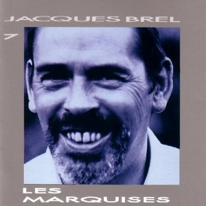 Jacques Brel Les Marquises cover art