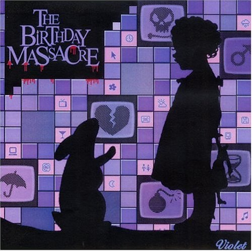 The Birthday Massacre Violet cover art